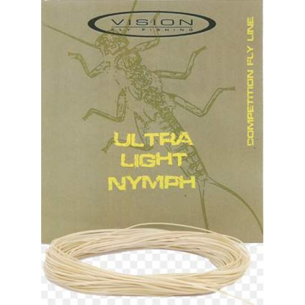 Vision Ultra Light Nimph struna (Strune / bekinzi) - www.sportskiribolov.co.rs