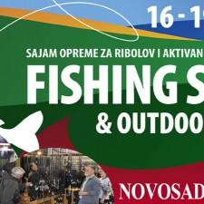 Sajam opreme za ribolov i aktivan boravak u prirodi