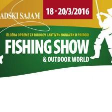 Fishing Show & Outdoor World 2016
