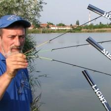 Određivanje jačine izmenjivih vrhova fider štapa