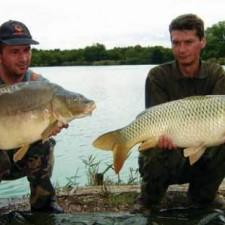 Priprema pribora za ribolov i zamaranje velikih riba