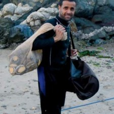 Oman, fishing trip - Sadh