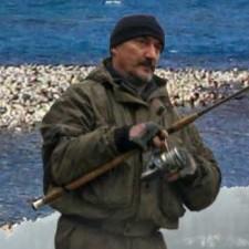 Zimski ribolov na Drini