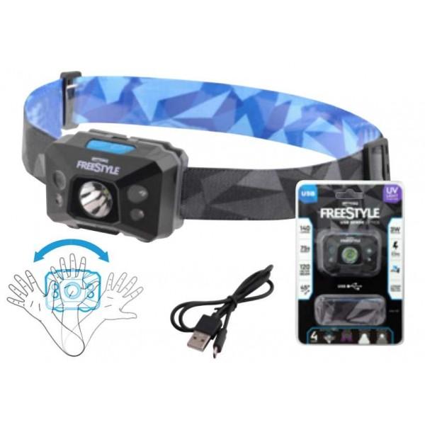 SPRO Freestyle USB Sense Optics (Lampe) - www.sportskiribolov.co.rs