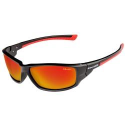 Gamakatsu G-glasses Racer Gray/Red Mirror