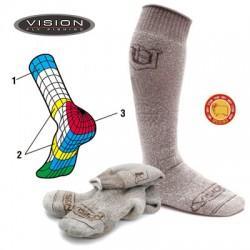 Vision Subzero vunene čarape