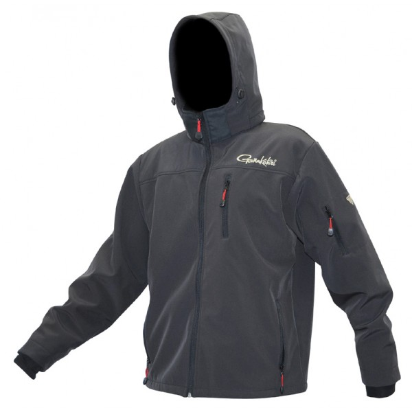 Gamakatsu Soft Shell Fishing Jacket (Ribolovačke jakne) - www.sportskiribolov.co.rs