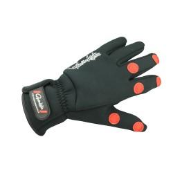 Gamakatsu Futrovane neoprenske rukavice