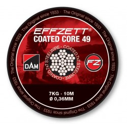 DAM Effzett Coated Core 7x7 sajlica 10m