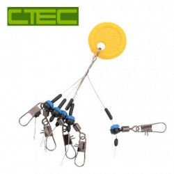 SPRO C-TEC Easy Feeder kopče