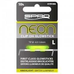 SPRO Neon Clip On glow sticks