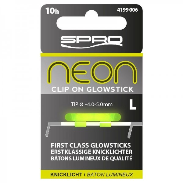 SPRO Neon Clip On glow sticks (Signalizatori) - www.sportskiribolov.co.rs