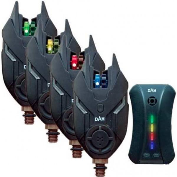DAM TF signalizator set 4+1 (Signalizatori) - www.sportskiribolov.co.rs