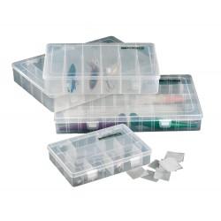 SPRO Transparentne kutije za pribor