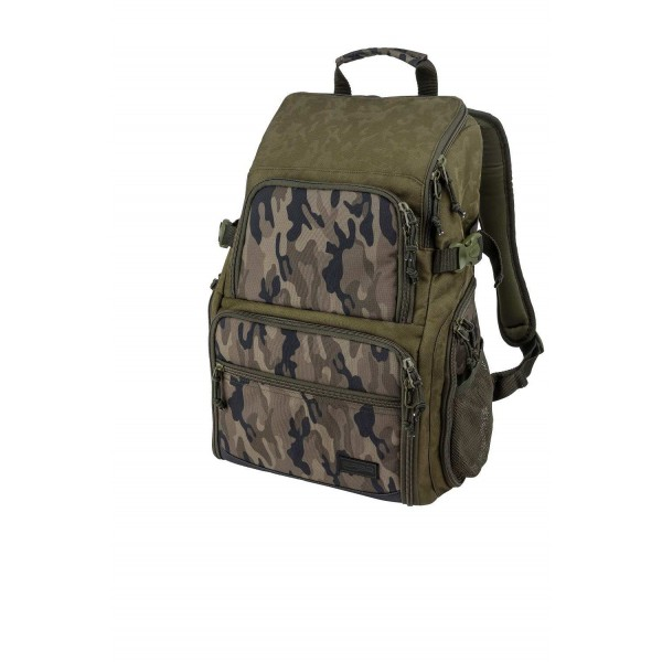 SPRO Double Camouflage Backpack (Ribolovačka oprema) - www.sportskiribolov.co.rs