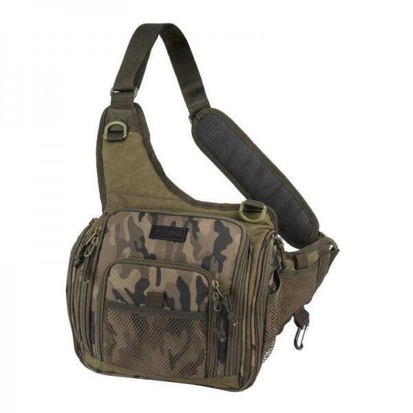 SPRO Double Camouflage shoulderbag (Torbe za pribor) - www.sportskiribolov.co.rs