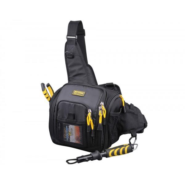 SPRO 300D PU-Coated Predator Shoulder Bag (Ribolovačka oprema) - www.sportskiribolov.co.rs