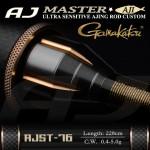 Gamakatsu AJ Master AJST 81 (Gamakatsu štapovi) - www.sportskiribolov.co.rs