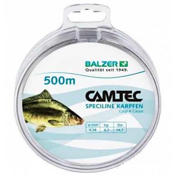 Balzer Camtec Carp najlon (Najloni za pecanje) - www.sportskiribolov.co.rs