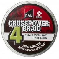 DAM Crosspower 4-Braid 150m