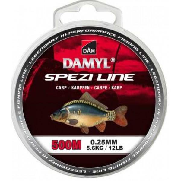DAM Damyl Spezi Line Carp (Najloni za pecanje) - www.sportskiribolov.co.rs