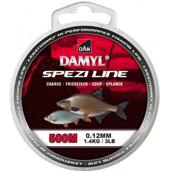 DAM Damyl Spezi Line Coarse (Najloni za pecanje) - www.sportskiribolov.co.rs
