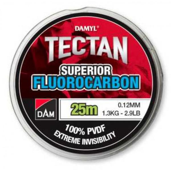 DAM Damyl Tectan Superior Fluorocarbon (Fluorokarboni) - www.sportskiribolov.co.rs