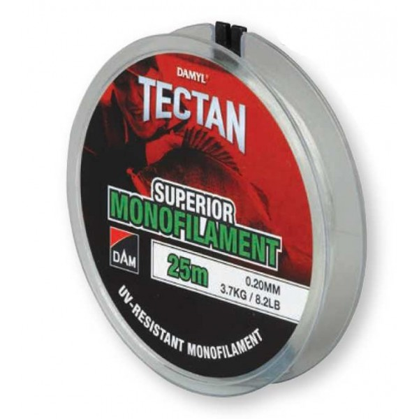DAM Damyl Tectan Superior Monofilament 25m (Predvezi) - www.sportskiribolov.co.rs