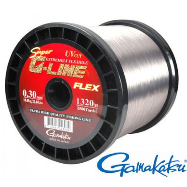 Gamakatsu Super G-Line Flex (Najloni za pecanje) - www.sportskiribolov.co.rs