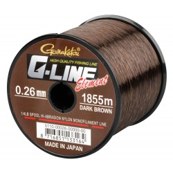Gamakatsu G-Line Element - Dark Brown