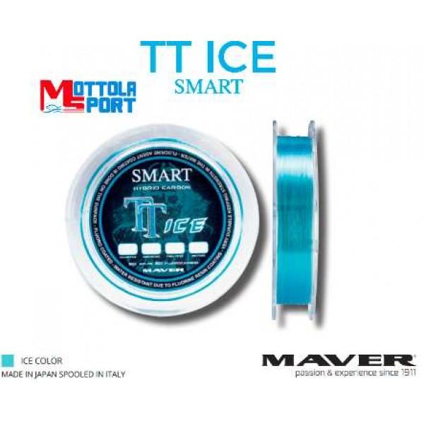 Maver TT Ice 150m (Najloni za pecanje) - www.sportskiribolov.co.rs