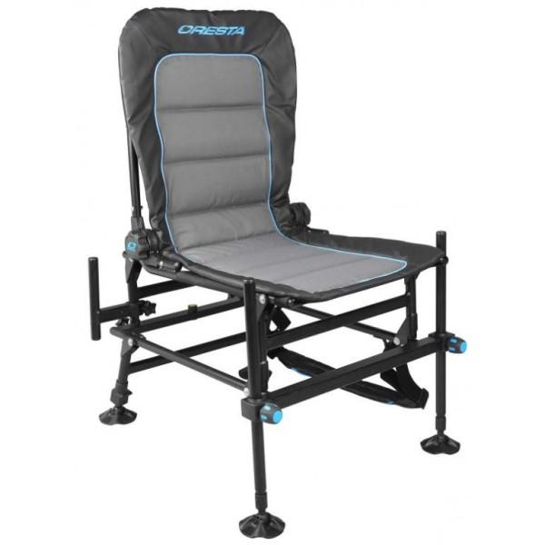 Cresta Blackthorn Comfort Chair High (Takmičarske stolice) - www.sportskiribolov.co.rs