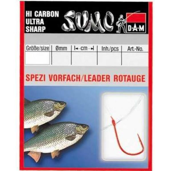 DAM Sumo Spezi Roach red (Udice za ribolov) - www.sportskiribolov.co.rs