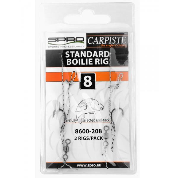 SPRO Carpiste Standard Carp Rig (Udice SPRO) - www.sportskiribolov.co.rs