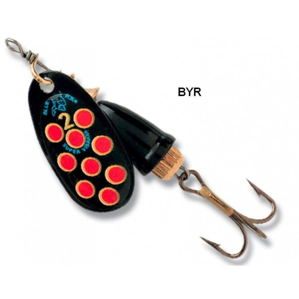 Blue Fox Vibrax Hot Peper 3cm (Spinner / Leptir varalice) - www.sportskiribolov.co.rs