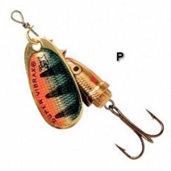 Blue Fox Vibrax Shad 4cm (Spinner / Leptir varalice) - www.sportskiribolov.co.rs